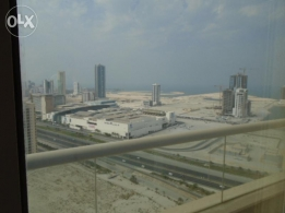 City view 3 bedrooms flat at Abraj lulu Tower