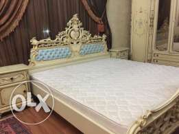 Royal bed set for sell in excellent condition