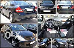 Nissan tiida 2011,good condition,non accident,providing bank loan...