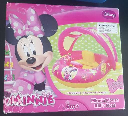 Minnie Mouse BABY float