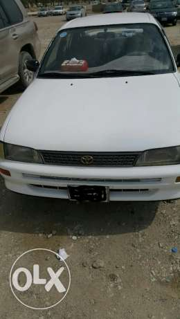 Toyota Corolla white for sale