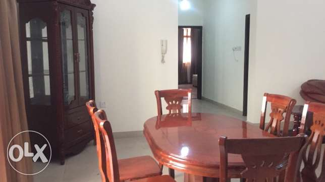 Two Bedrooms Fully Furnished Apartment in Umm Alhassam