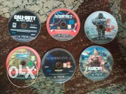 Ps3 used games bundle