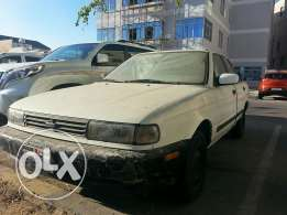 Want to sale my nissan sunny 1992