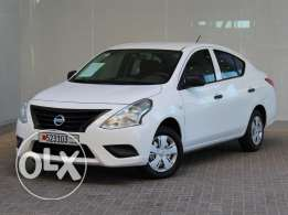 Nissan SUNNY 2015 White Color For Sale