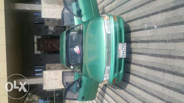 Toyota Corolla for sale or exchange only with white colour or silver