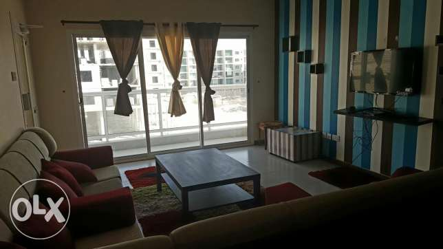 2bhk fully furnished flat in new hidd 350bd inclusive المحرق‎ -  2