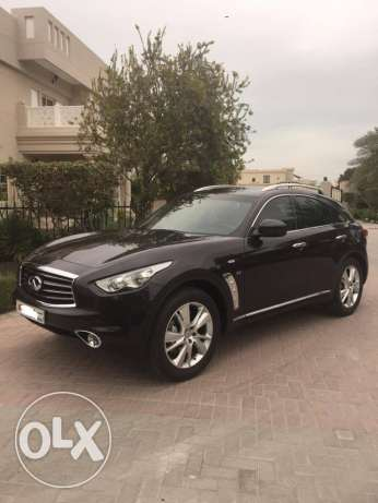 Infiniti QX70 2014, V6, 329 HP, Deluxe Touring Package