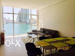 Brand new very luxury 2 bedrooms apartment in Reef Island for rent.
