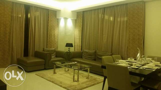 luxury three bedroom in seef
