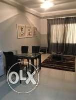 1 bhk fully furnished flat in Mahooz for rent
