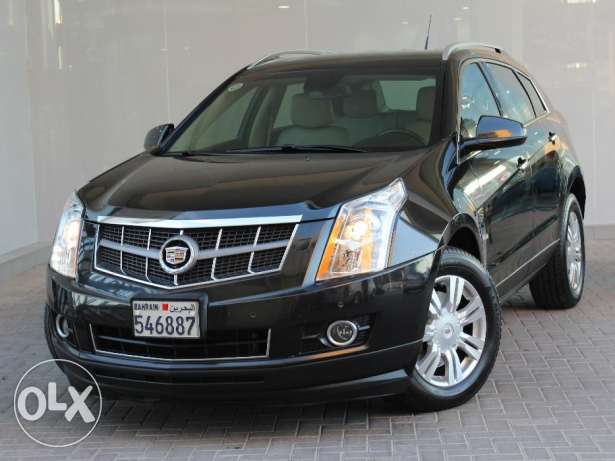 Cadillac SRX V6 Base 2012 Black For Sale