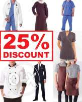 LIMITED OFFER ONLY! up to 25% off