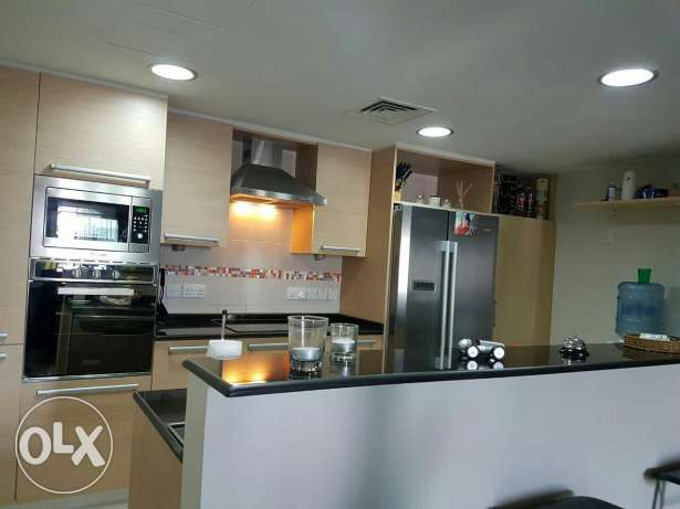 Available now for Sale in Tala Amwaj 2 bedroom fully furnished flat