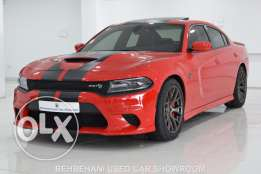 Dodge Charger SRT8 2016