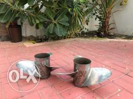 Used boat propeller for sale
