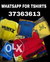 For sell gym tshirts & more