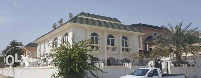 5 +3 bedroom huge fully furnished villa for rent in tubli area