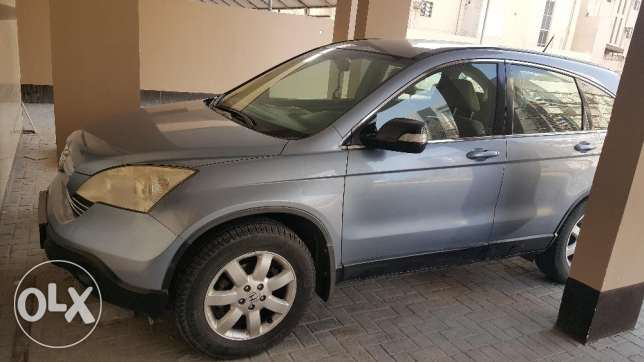 Honda CRV, excellent condition 2007 model