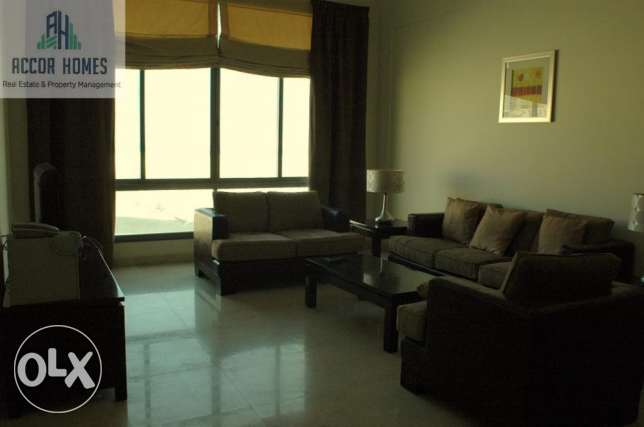 Beautifully furnished,modern style 2BHK flat in Juffair atBD 600/month