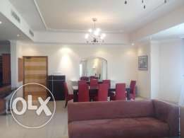 Zinj area 3 bedroom Spacious luxury fully furnished apartment