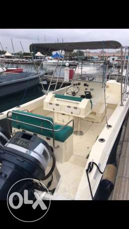 Used family boat for sale سترة -  6