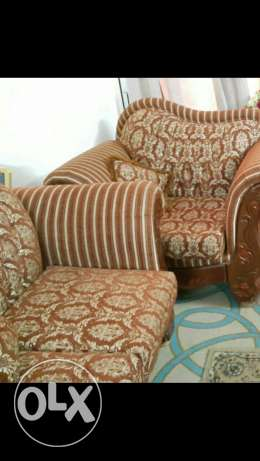 Big 7 seater sofa for sale
