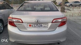 Toyota Camry GL 2012, 38500 Km only and used by Expat Doctor