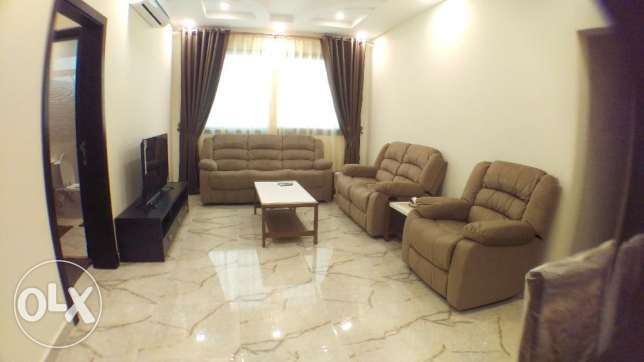 Fully Furnished Apartment At Hidd ( Ref No:14HDSH)
