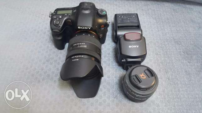 Sony A77 for Sale