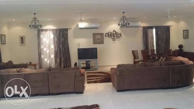 Luxury fully furnished 6 BR villa rent for US Navy - all inclusive