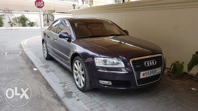 2006 full option Audi A8 V8
