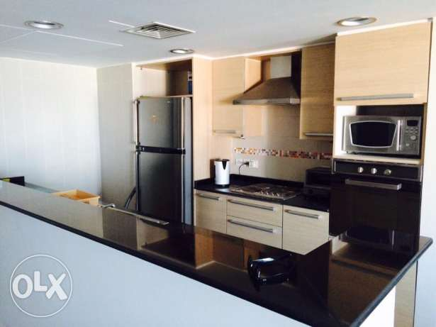 2 bedrooms apartment with modern furniture and amazing Sea views Amwaj Island - image 6