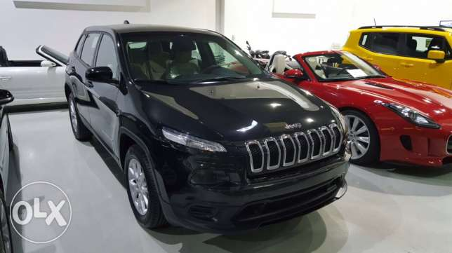Brand New Jeep Cherokee 5 years warranty