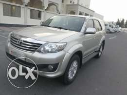 2012 Toyota Fortuner in excellent condition for sale