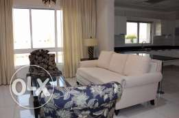 2 Bedroom Amazing Apartment in Adliya//Fully furnished incl