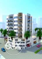 Brand new building for rent in Busaiteen