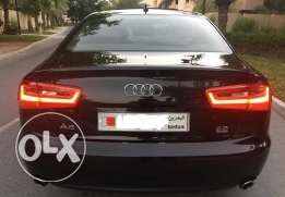 2014 Audi A6, Warranty & Free service package Accident Free, V6, 2.8