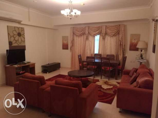 Splendid Modernly 2 Bedroom apartment for rent at Busaiteen