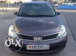 For Sale 2008 Nissan Tida SE 1.8 Bahrain Agency