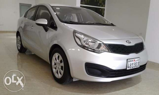 U drive certified vehicles (KIA Rio for sale model 2014)
