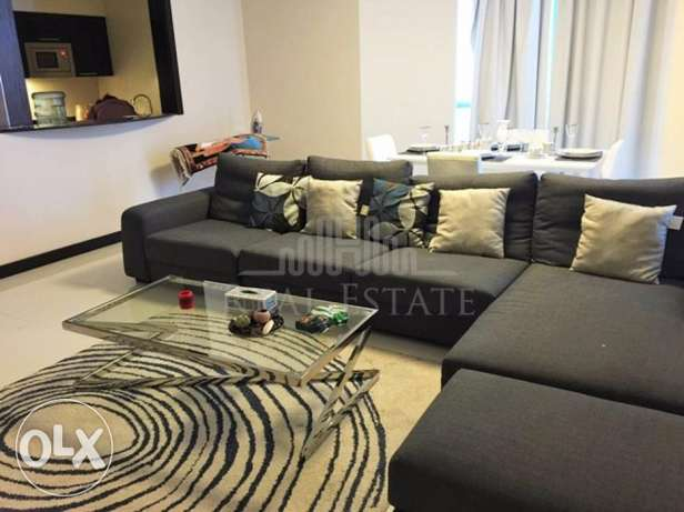 1 BED Stunning Apartment in FONTANA TOWERS!