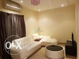 Furnished one-bedroom apartment for rent at Adliya