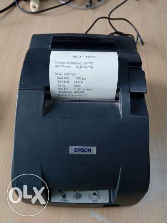 Epson POS dotmatric printer