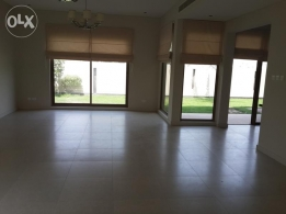 4 BR semi furnished modern compound villa close to Saudi Causeway