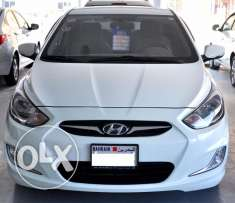 HYUNDAI ACCENT 2014 model Good condition for sale