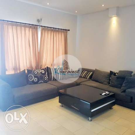 Spacious and comfortably furnished