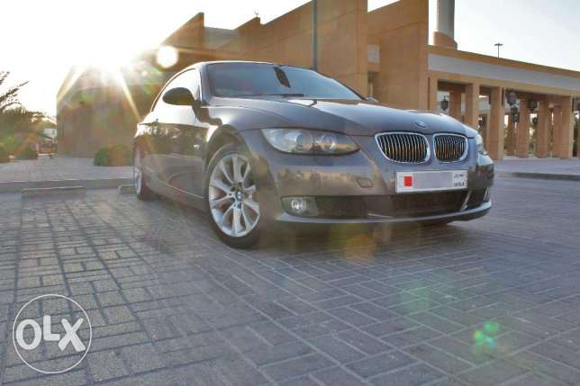 BMW 320 Convertible Excellent Condition توبلي -  2