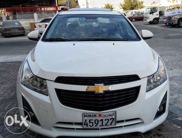 chevrolet curze 2013 full option