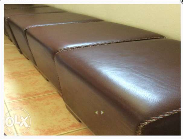 Lovely 8 seats genuine leather